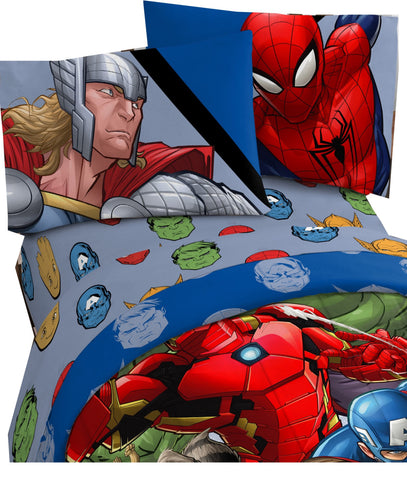 Avenger Full Sheet Set