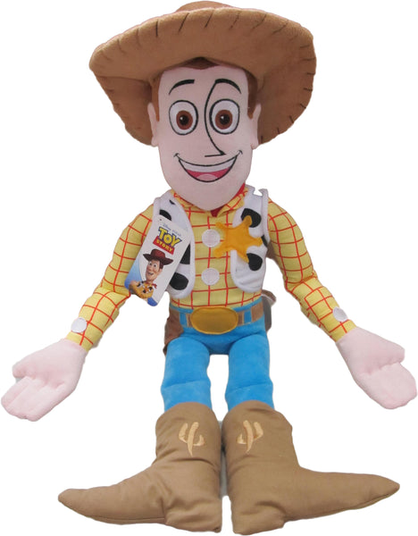 Toy Story 4 Woody Character Pillow