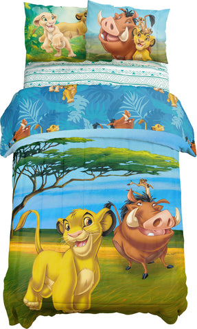 Lion King Twin/Full Comforter