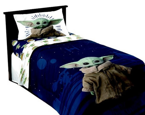 "The Child ""Baby Yoda"" Twin Sheet Set"