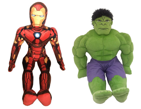 Avengers Character Assortment - Iron Man & Hulk