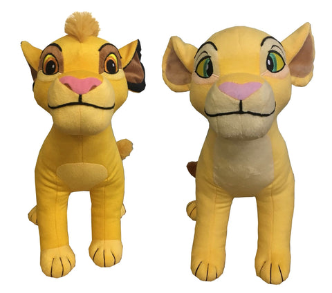 Lion King Character Assortment - Simba & Nala