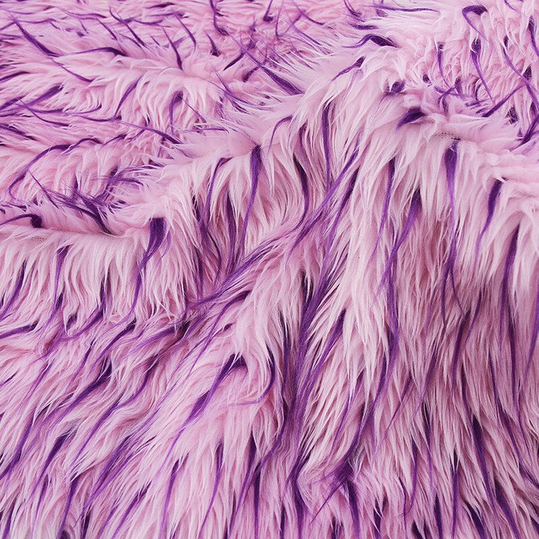 160*100cm jacquard clothing artificial smooth plush faux fur fabric for coat  vest fausse fourrure tissu