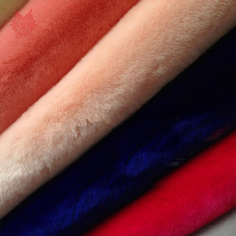 4cm faux fox fur fabric plush imitation fur cloth tissue telas tecidos stoffen 170*50cm 1piece DIY ACCESSORIES SP4605 FREE SHIP