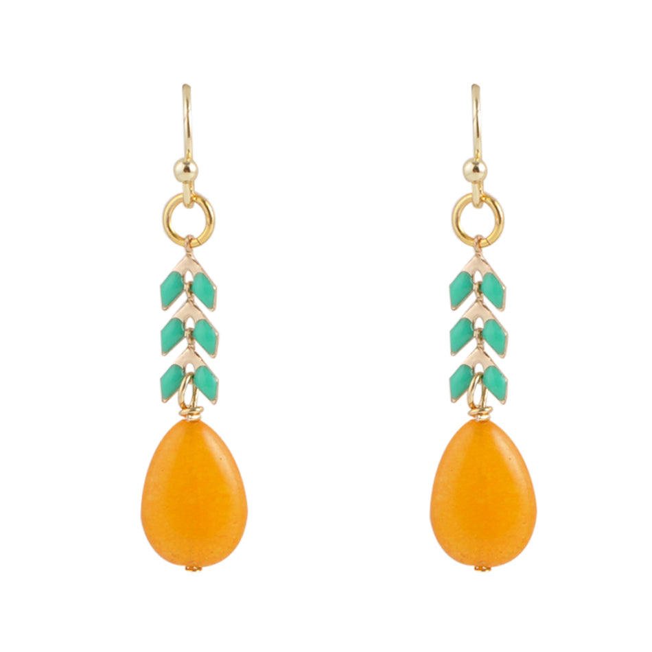 Tropical Drops Earring