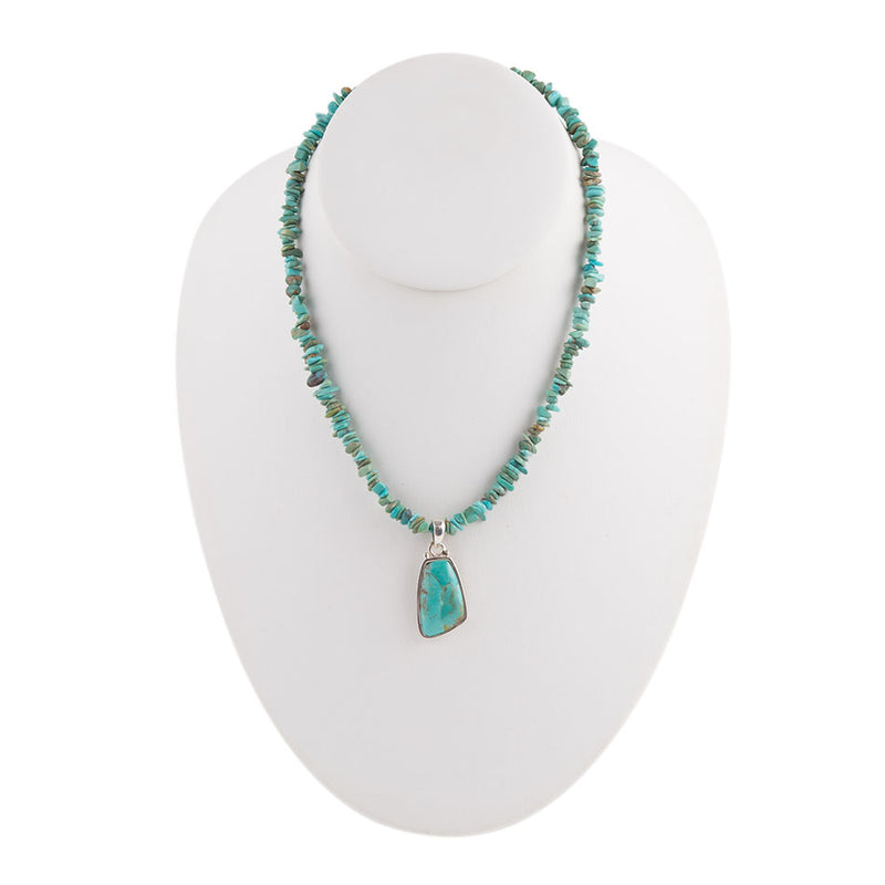 Santa Anna Turquoise Necklace