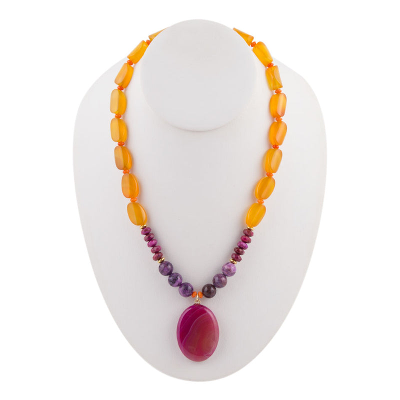 Sedona Sunset Necklace