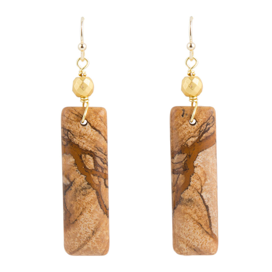 Cliff Side Earrings