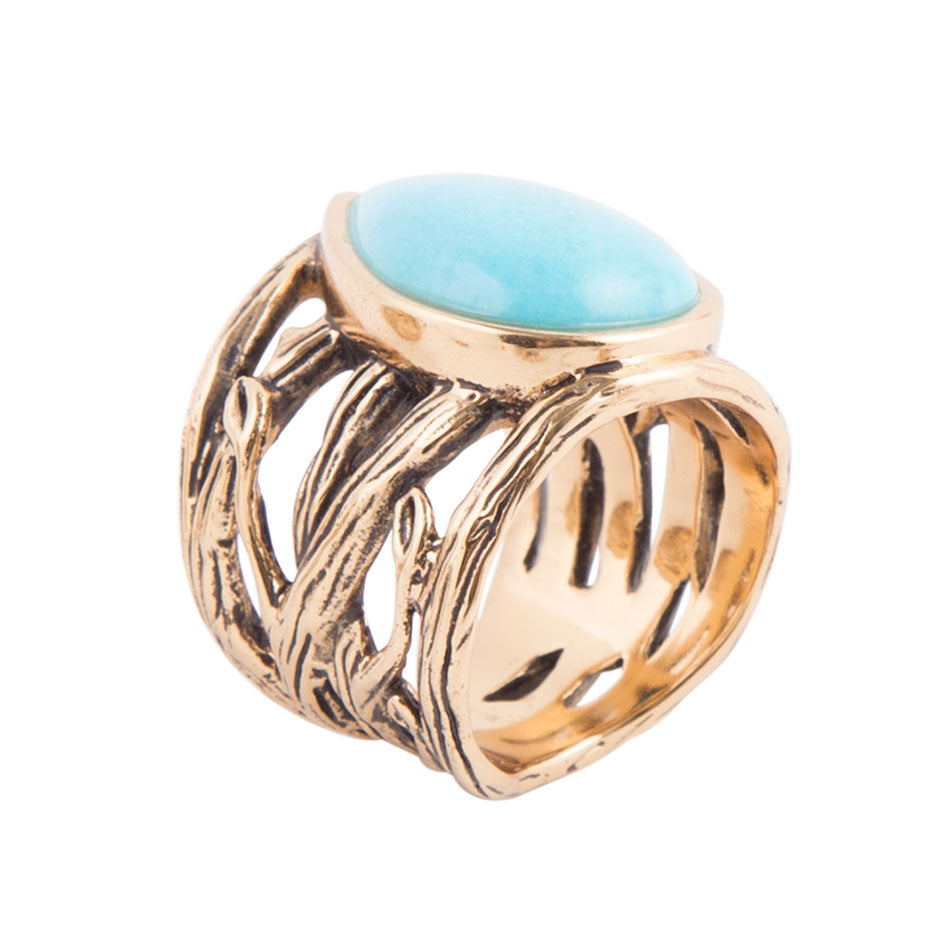 Turquoise Of The Trees Ring