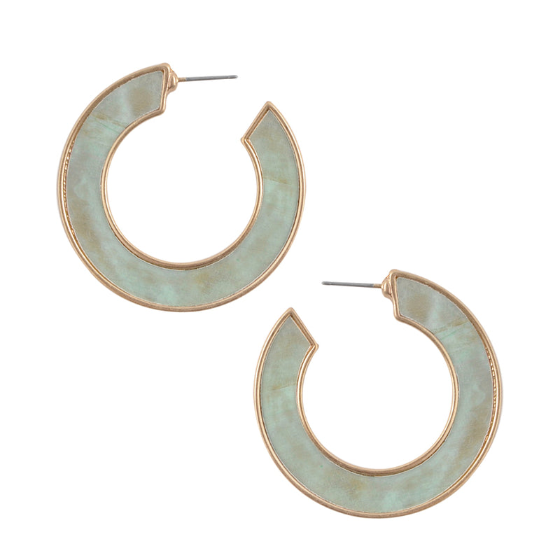 Fresh Mint Earring