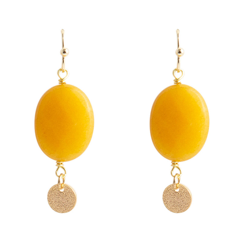 Lemon Drops Earring