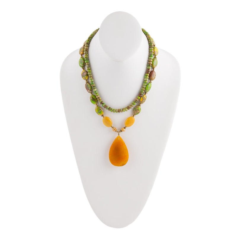 Jungle Nectar Necklace