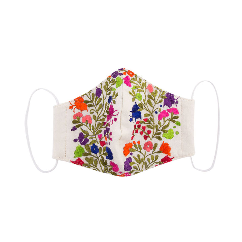 Embroidered Mask Pack- 1
