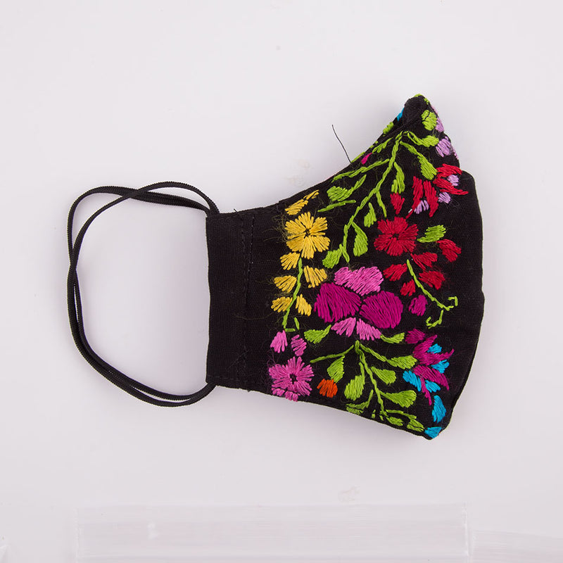 Embroidered Mask Pack- 2