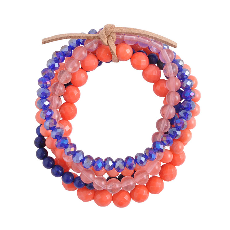 Sweet Melon Bracelet Set