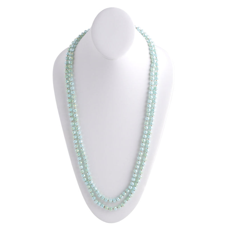 Endless Mint Necklace