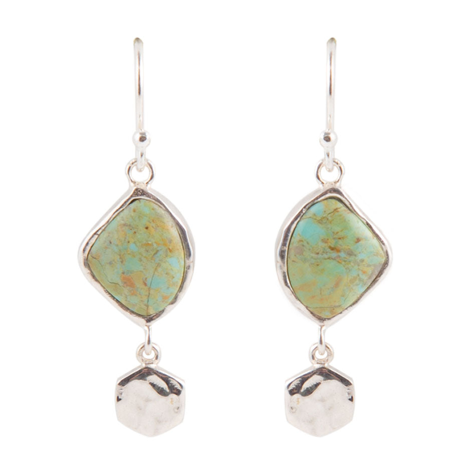 Charming Turquoise Earring