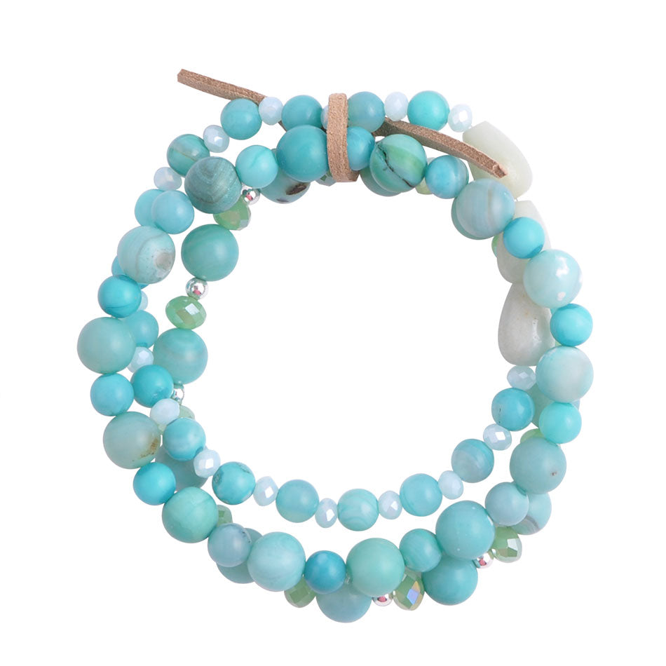Salted by the Sea Bracelet Set