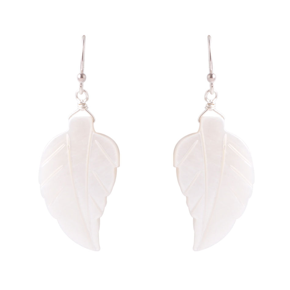 Leaf Me On the Beach Earring