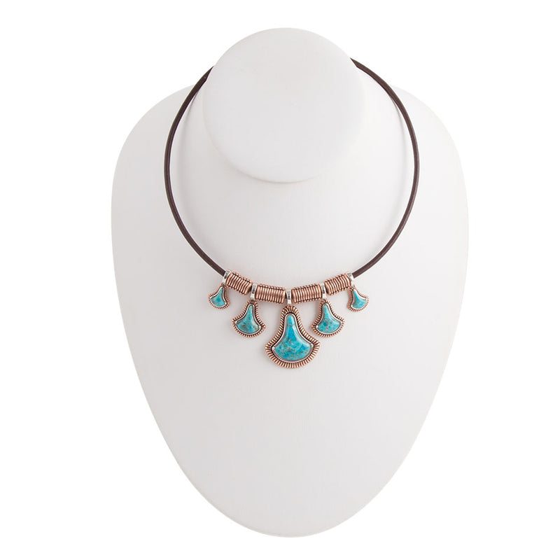 Taos Turquoise Necklace