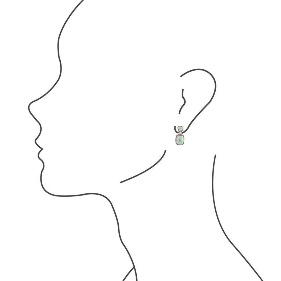 Tight Rope Earring