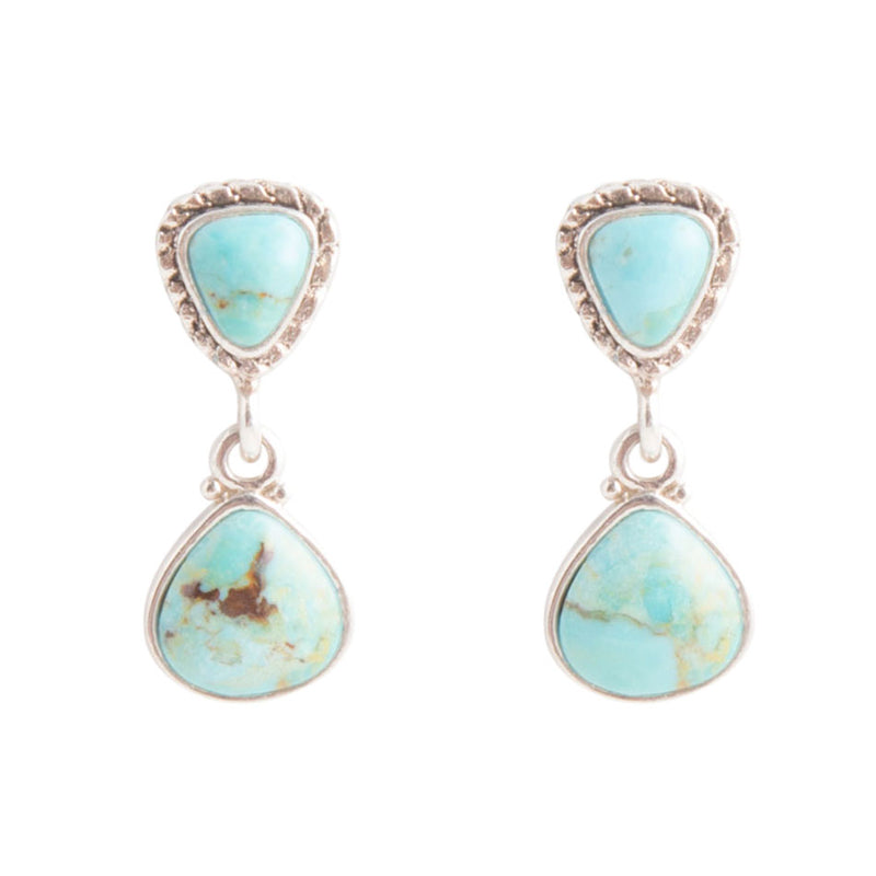 Lucky Drop Turqupoise Earring