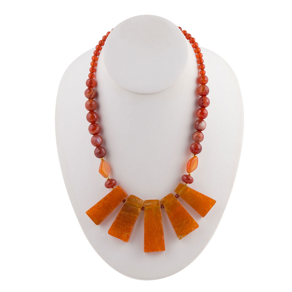 Autumn Glow Necklace