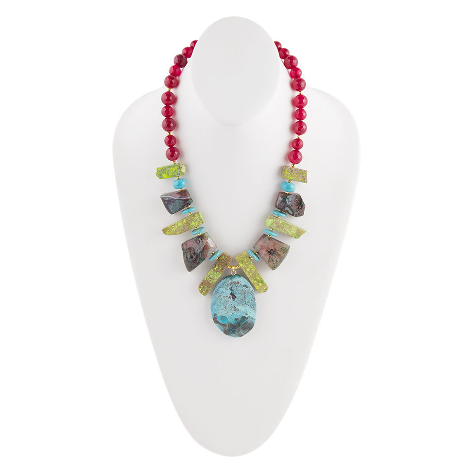 Dreaming of Yucatan Necklace