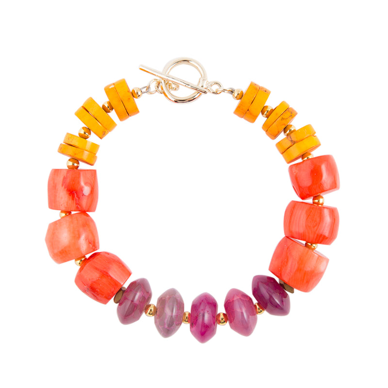 All The Brights Toggle Bracelet