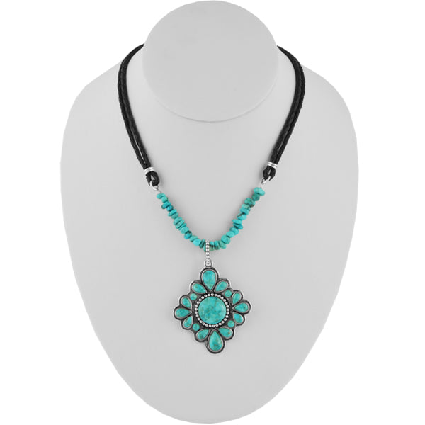 Agua Fria Turquoise Necklace