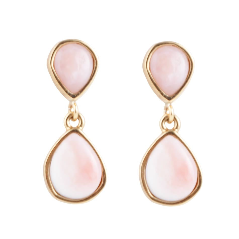 Freestyle Pink Opal Earring