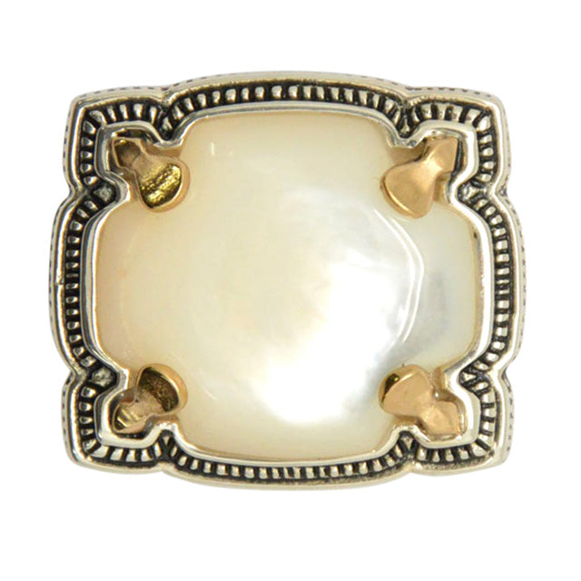 Countess Mother of Pearl Ring