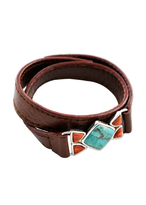 Cool Friday Wrap Bracelet