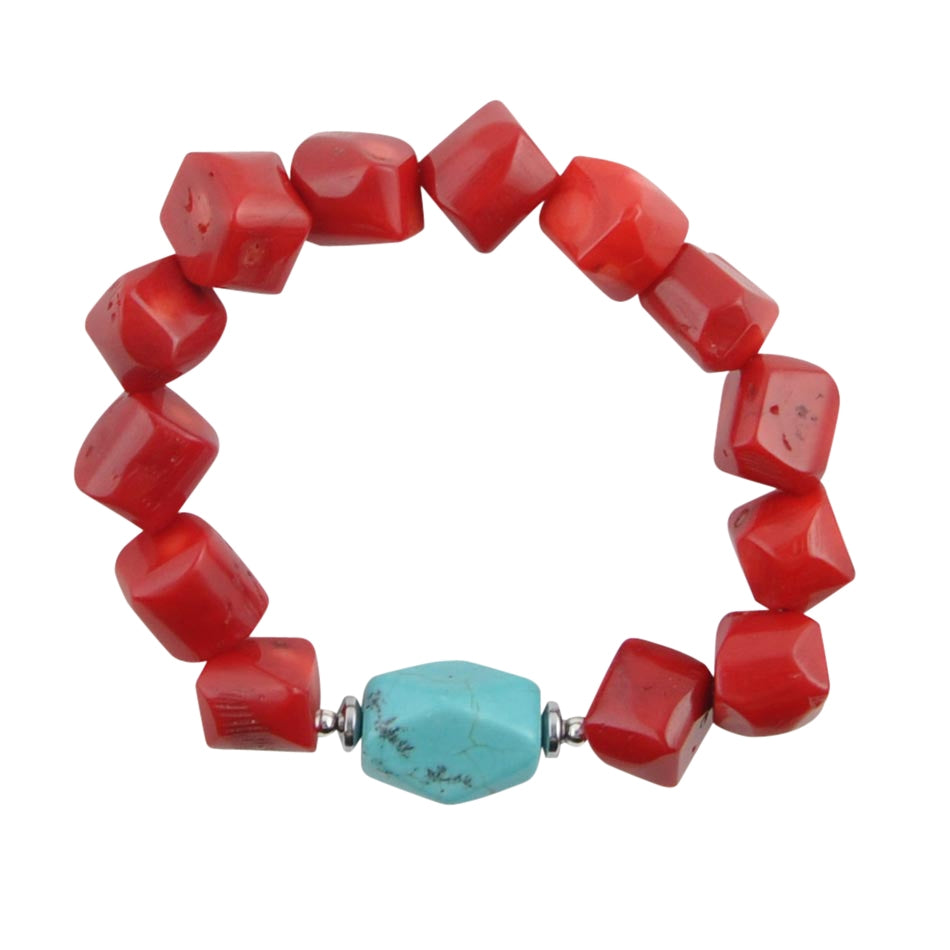 Patriot Games Nugget Bracelet