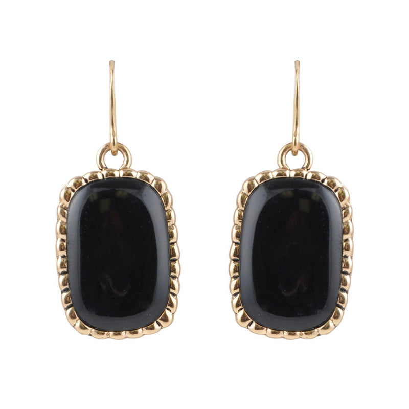Nightfall Onyx Earring