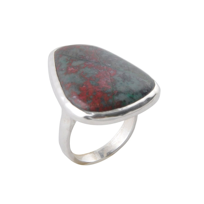 Sonora Sunset Abstract Ring-Sterling Silver