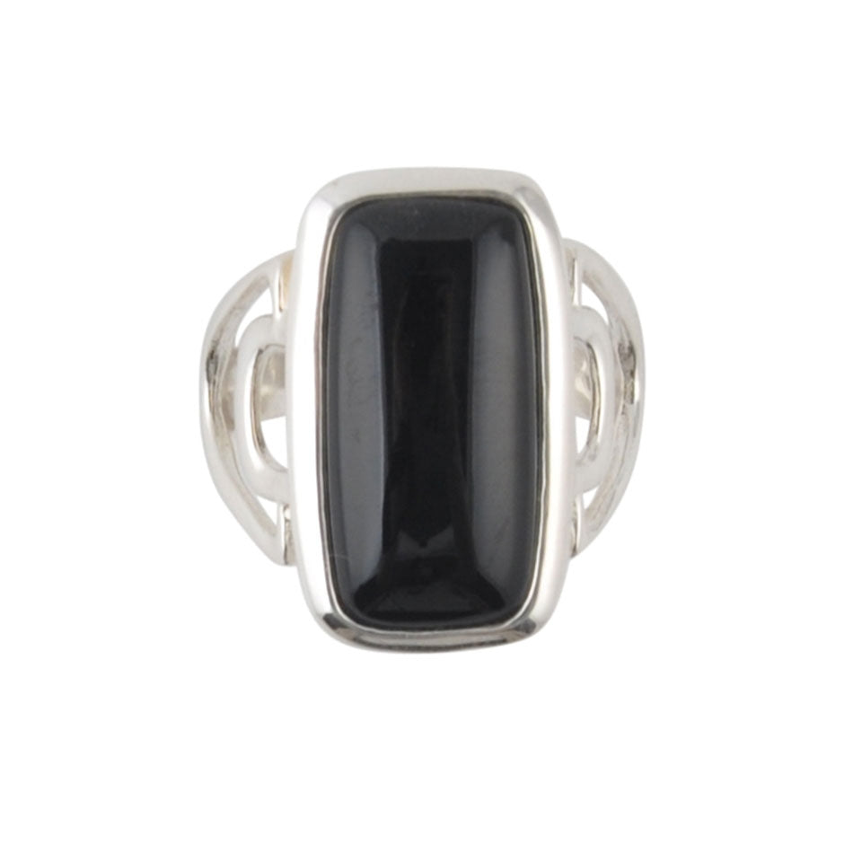 Curated Black Onyx Ring