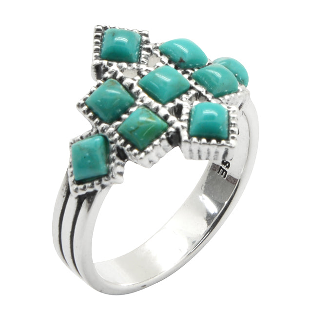 Angelique Turquoise Ring