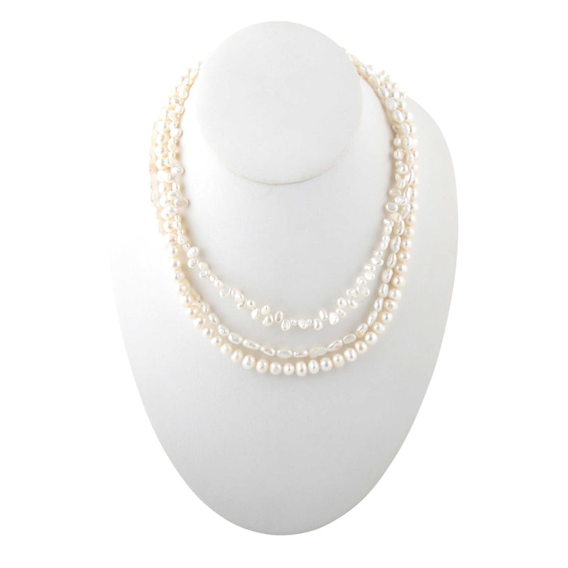 Laughing Pearl Necklace