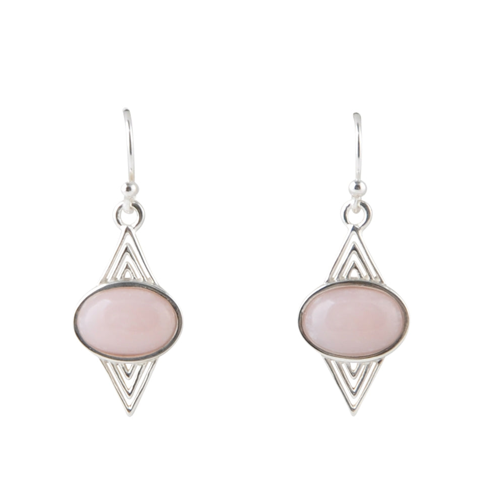 Pink Power Earring