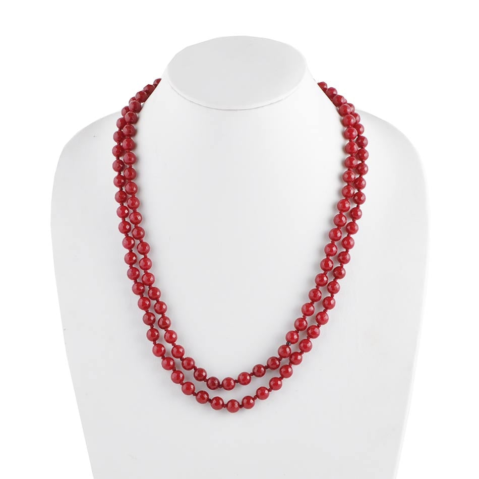 Neverending Scarlet Necklace