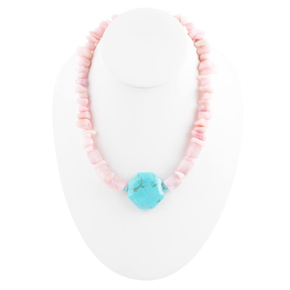 Cotton Candy Delicious Necklace