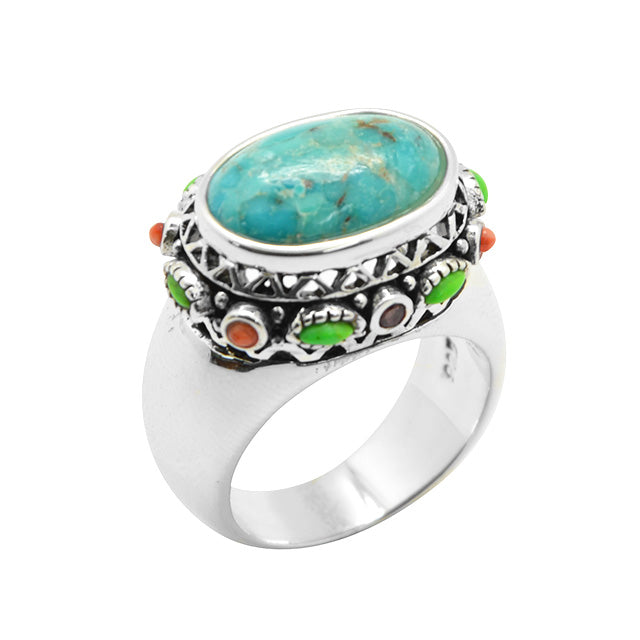 Bestow Multi-Stone Ring