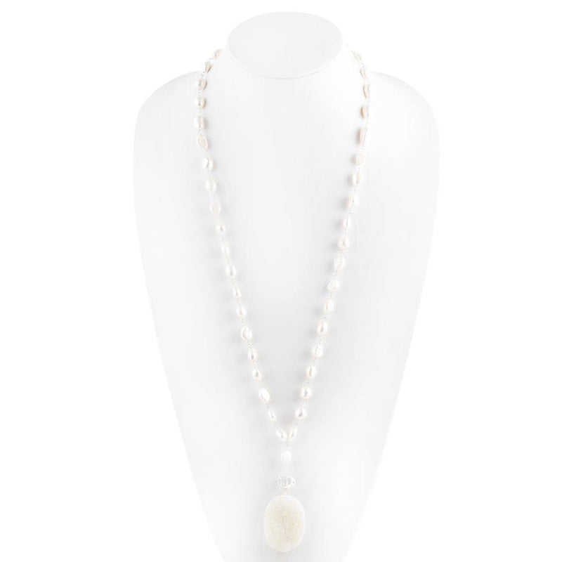 Pearls and Panache Chain Necklace
