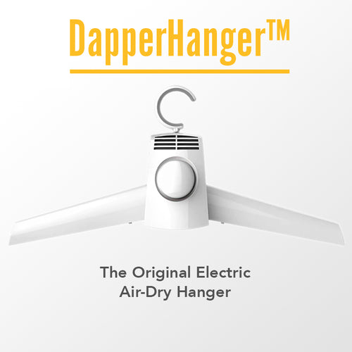 DapperHanger™️ - The Original Electric Air-Dry Hanger