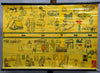 fantastic wall chart, timeline, history, Bronze Age, Romans, migration, peoples