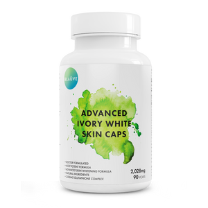 ADVANCED IVORY CAPS WHITENING SKIN GLUTATHIONE