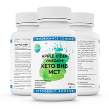 Load image into Gallery viewer, Keto BHB MCT Apple Cider Vinegar