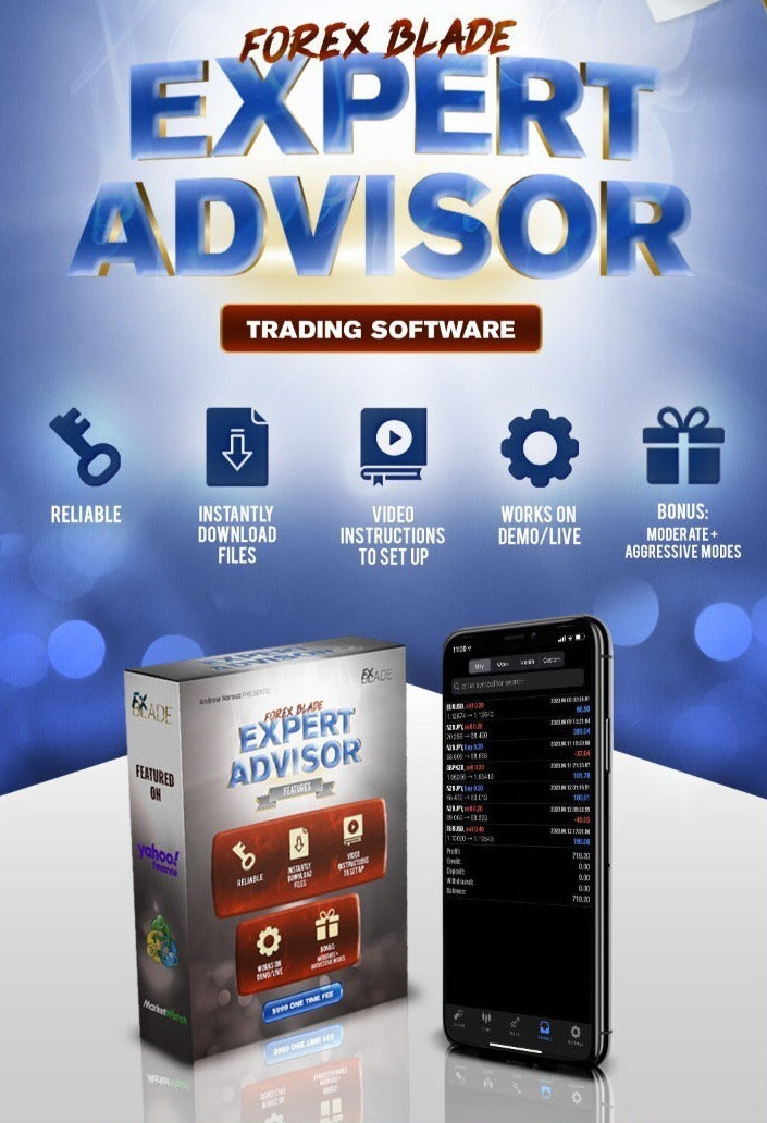 Forex Blade EA 202 1 month license