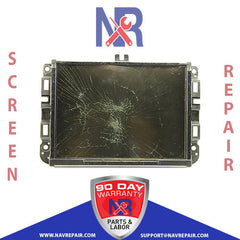 Factory Navigation Radio Touch Screen Repair